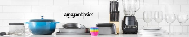 Amazon basics for kitchen and home #ad