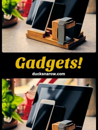 Cool gadgets make great #gifts