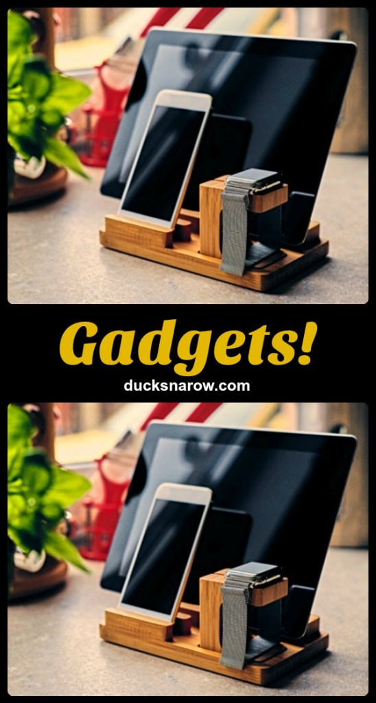 Cool gadgets that gadget-lovers will go crazy for! #tips