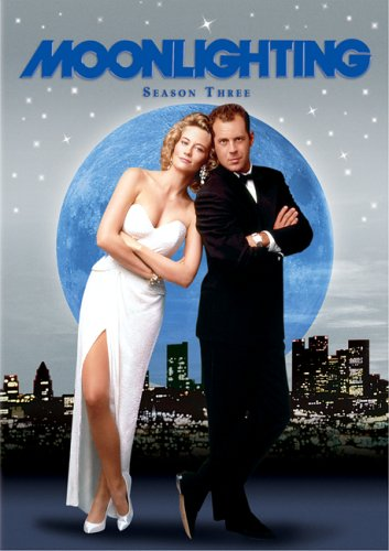 Moonlighting TV show starring Bruce Willis #ad