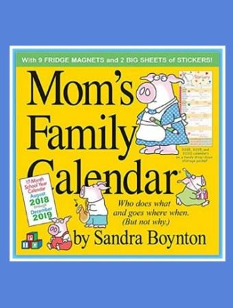 Family calendars