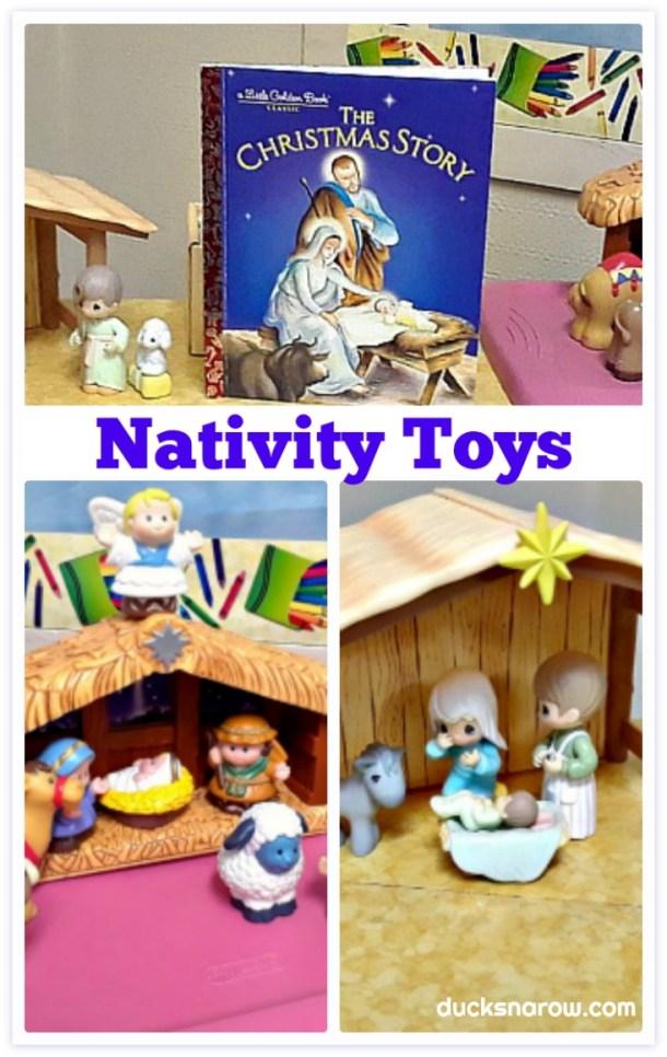 Nativity Sets for kids #toys