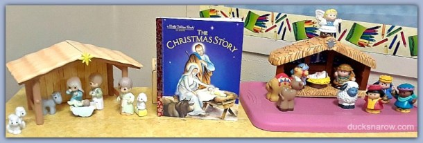 Play nativity scenes for kids #toys