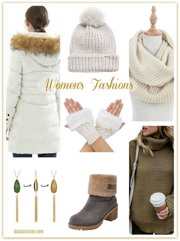 Women's winter fashion accessories #giftideas #giftsforher #fashion