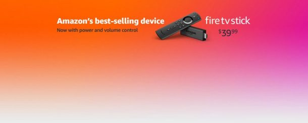 New FIRE Stick from Amazon #ad