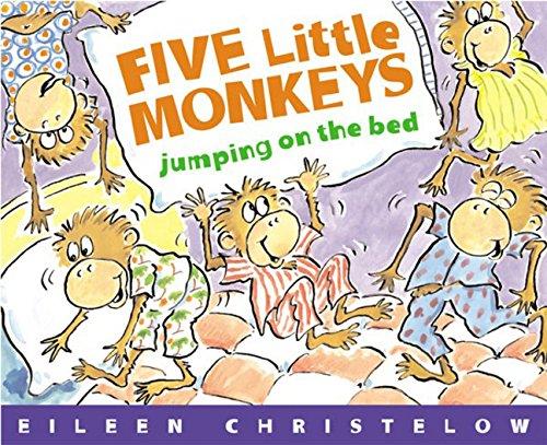 Five Little Monkey book