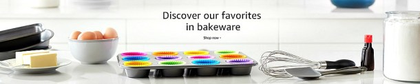 Amazon basics baking supplies #ad