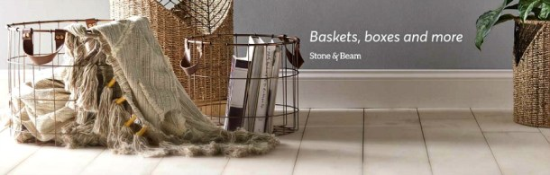 Baskets and boxes #ad