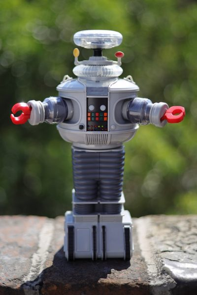 The third miracle was a robot toy #faith