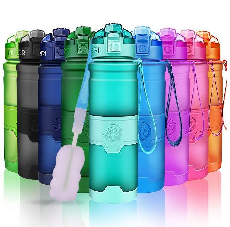 Sports Water Bottles for kids and adults, too #ad