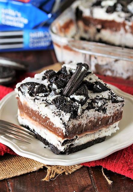 Oreo Yum Yum Dessert from My Kitchen is my Playground