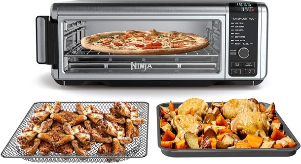 Ninja convention oven, toaster and air fryer #ad