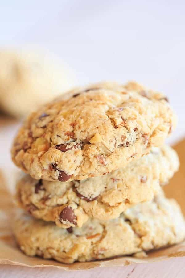 Original Neiman Marcus $250 Cookie Recipe with oatmeal