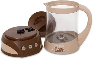 West Bend cocoa crazy hot chocolate maker #ad