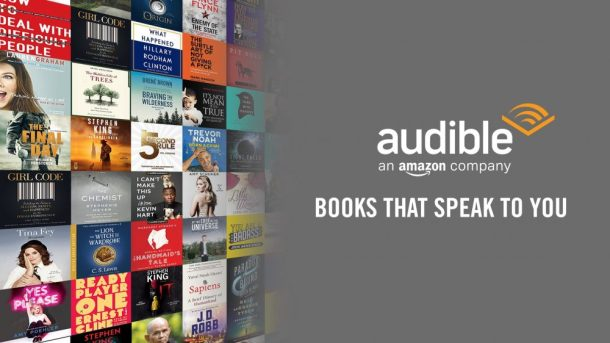 Try Audible Plus!