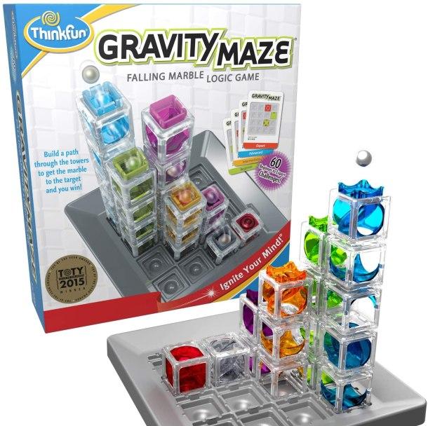 Think Fun Gravity Maze Marble Game