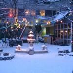 Schnee vorm Südblock