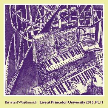 bernhard wöstheinrich live at princeton university pt.2