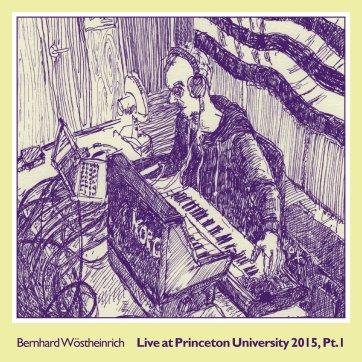 bernhard wöstheinrich live at princeton university pt.1