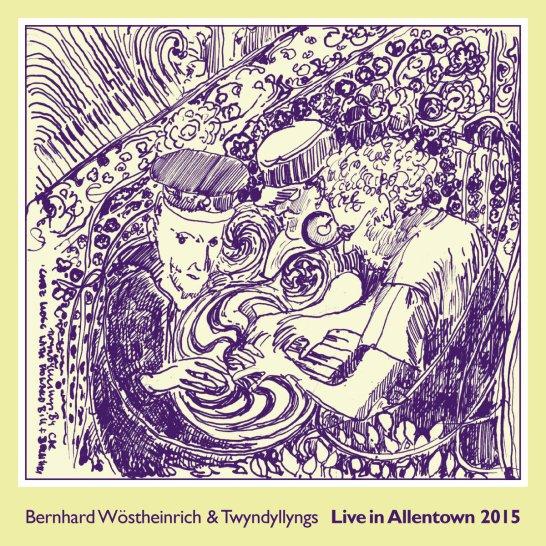 bernhard wöstheinrich & twyndyllyngs live in allentown 2015