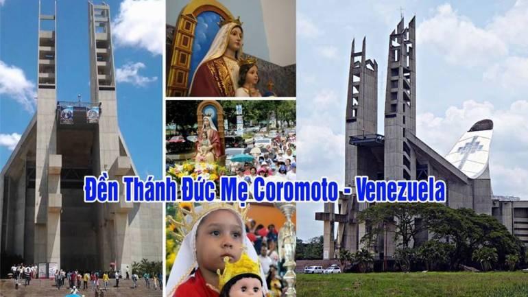 Image result for Coromoto bên Venezuela