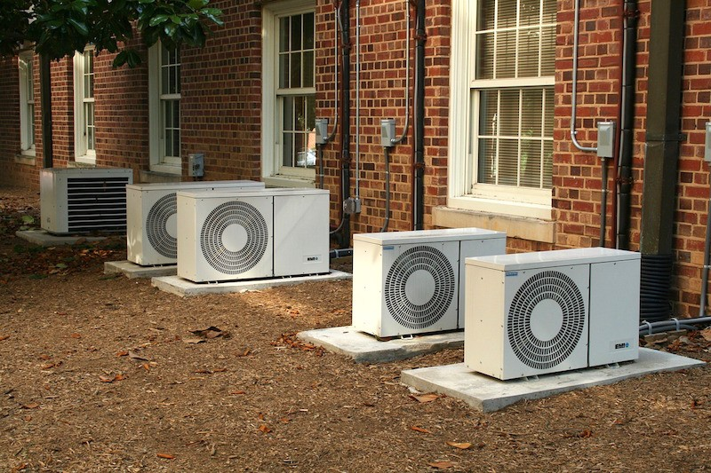 New Ductless Air Conditioners
