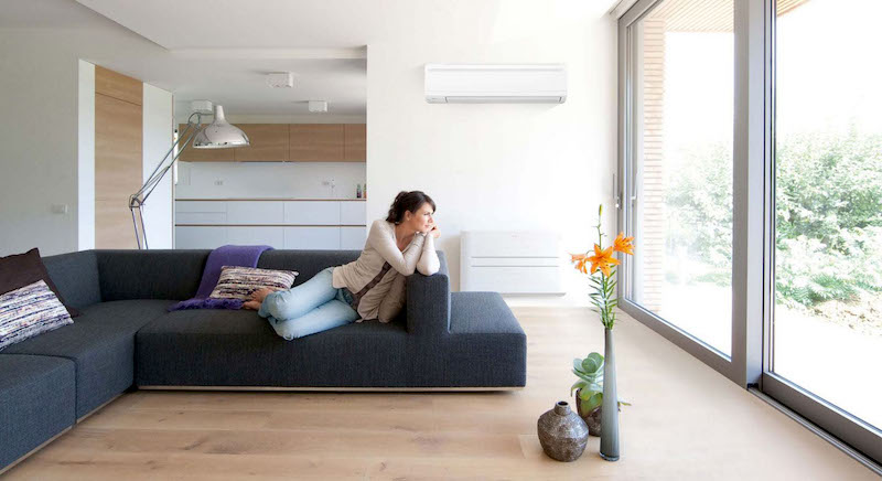 ductless air conditioners