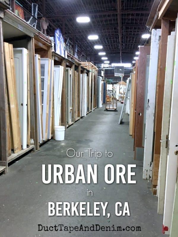 Urban Ore My Favorite Thrift Store In Berkeley California