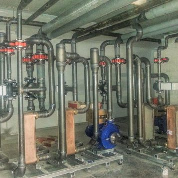 Industrial instalations | Ductus Energy Ltd.