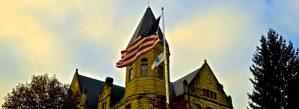 Wayne County Indiana courthouse