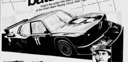Preview of the 1985 race with Ravaglia featured.
