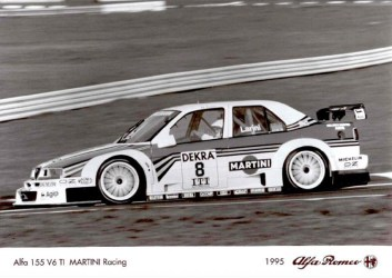 1995 Alfa Corse Martini Racing.