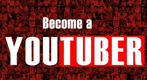 make money become a youtuber