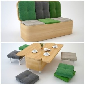 flexible seating for man cave