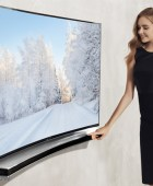 Samsung's New Curved Soundbar