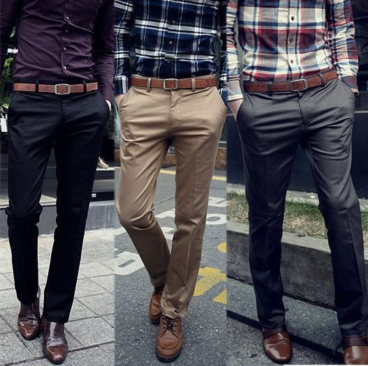 mens fall trousers