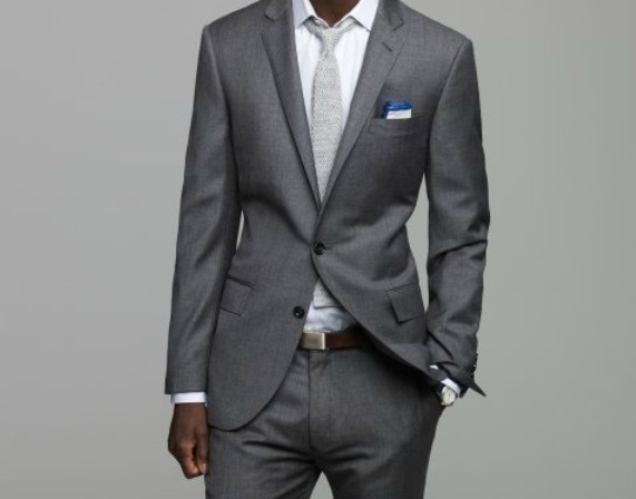 mens fashion advice make sure to get a fitted suit
