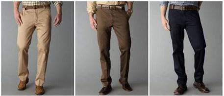 modern khaki pants for men fashion