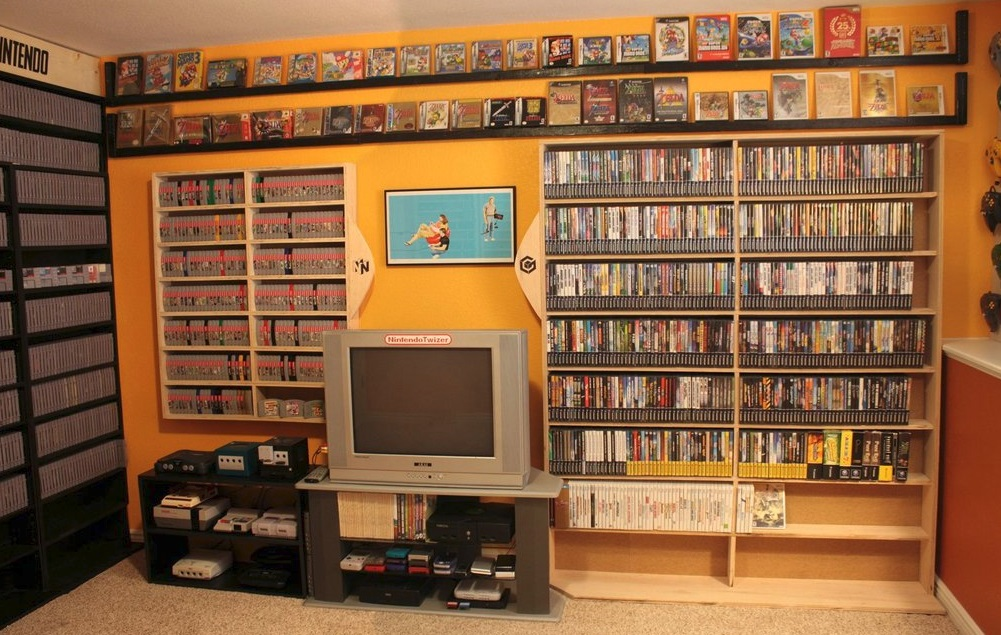 4 Steps to a Video Gamer\'s Dream Room | DudeLiving