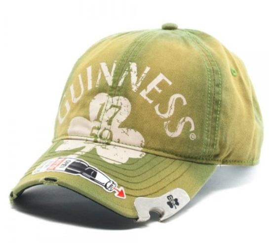 guinness beer bottle opener hat