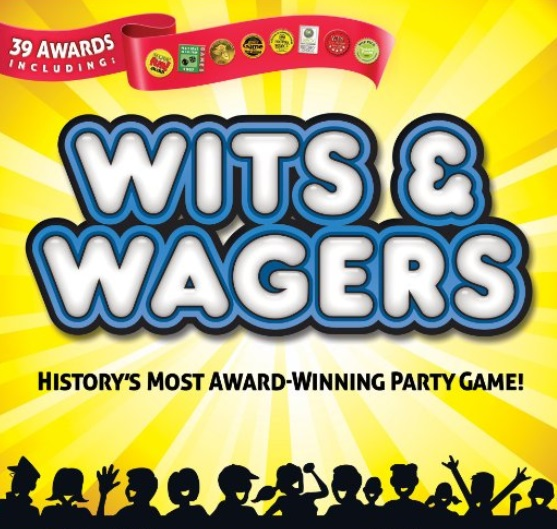 wits and waggers board game
