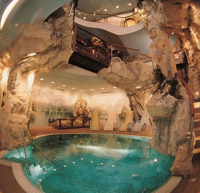 Cool Pools With Caves 17 killer man cave ideas | dudeliving