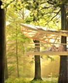 Man Caves? Meet Man Cave Tree House