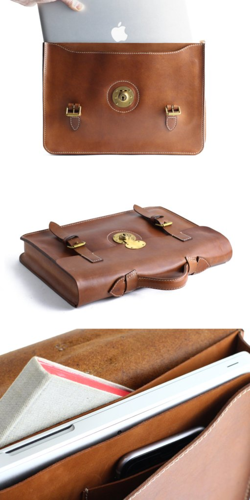 leather laptop bag for guys