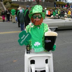 Saint Patrick's Day Tells The Real Luck of the Irish