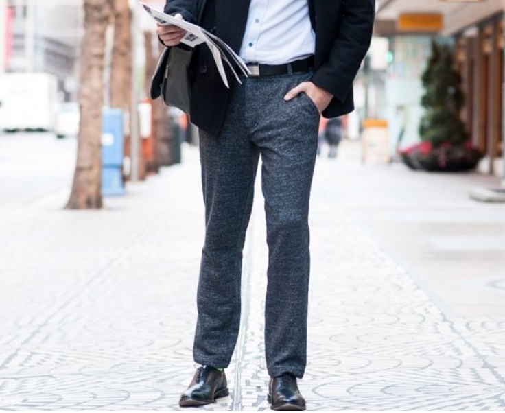 Betabrand Dress Pant Sweatpants - Look Dressed Up, While Dressing ...