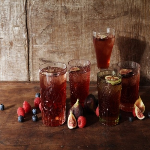 mixed berry and fig old fashioned whikey recipe