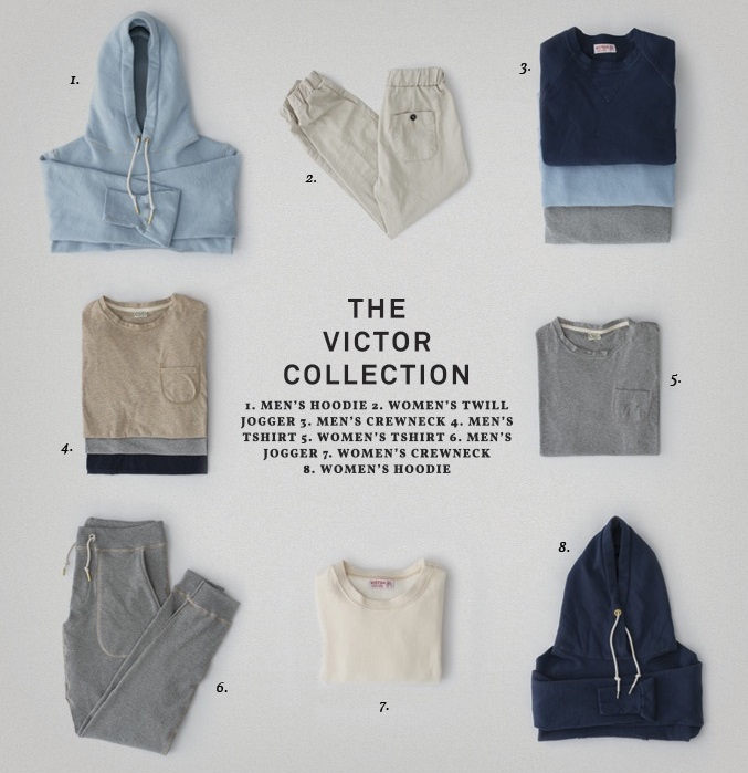 spring clothing for men collection