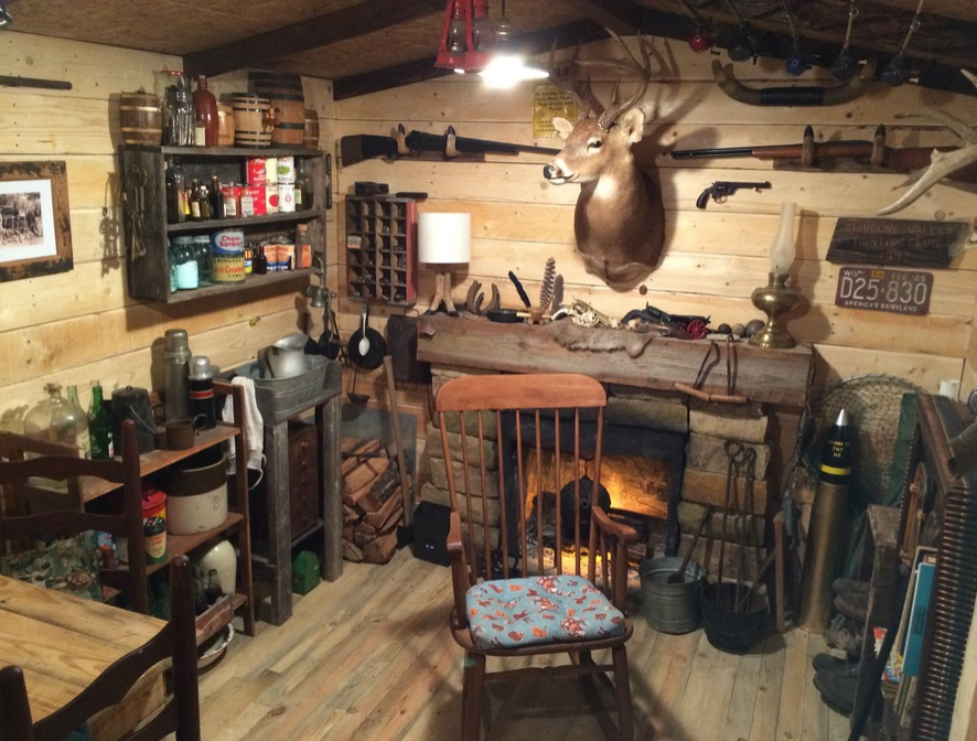Man Cave Ideas On A Budget Turn Any Basement Into A Man Cave Under