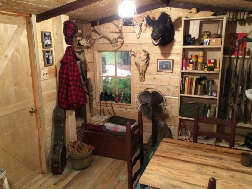 man cave diy project ideas